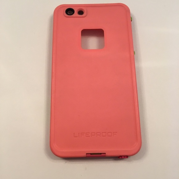 iPhone 6+/6S+/7+/8+ Pink LifeProof Case